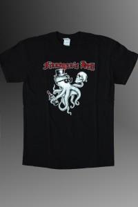 Finnegan's Hell Octopus T-shirt