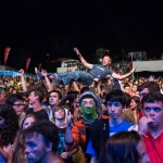 Atmosphere at Festival Mare de Agosto - Day 2