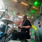 Finnegan's Hell drums Woodstock